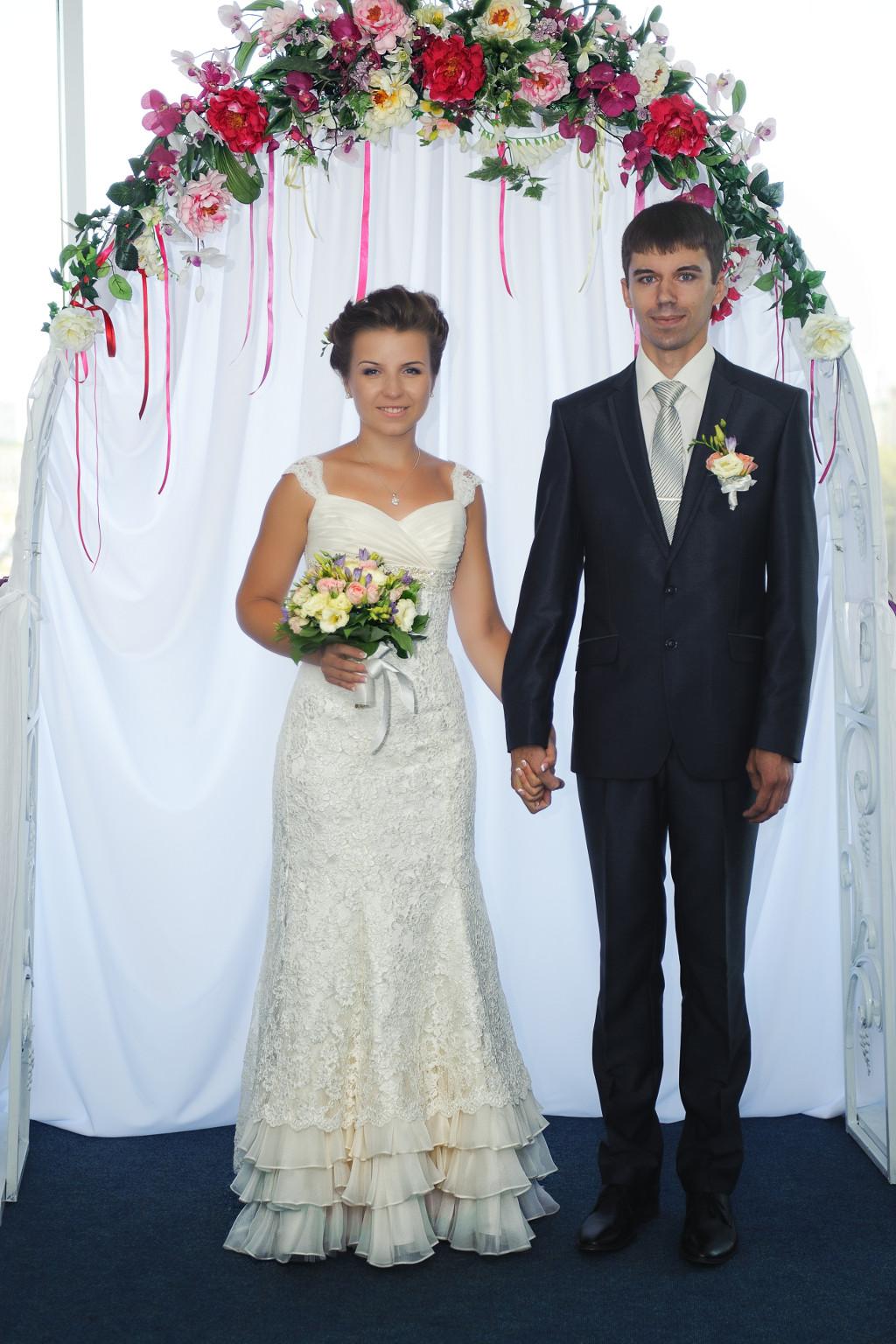Воронежское свадебное предложение