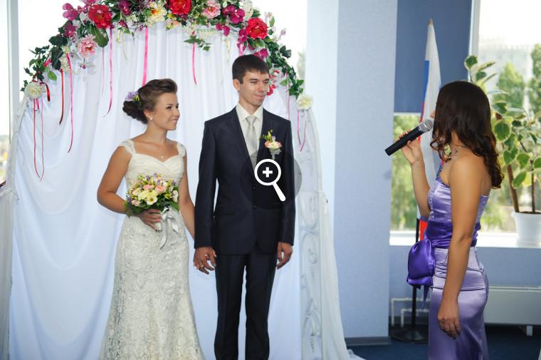 Выездная регистрация брака, цена на свадебное предложение