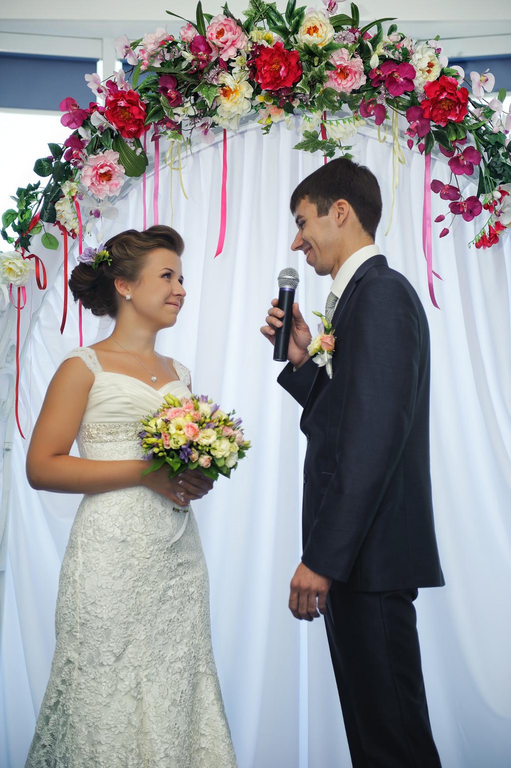выездная регистрация лучшее свадебное предложение