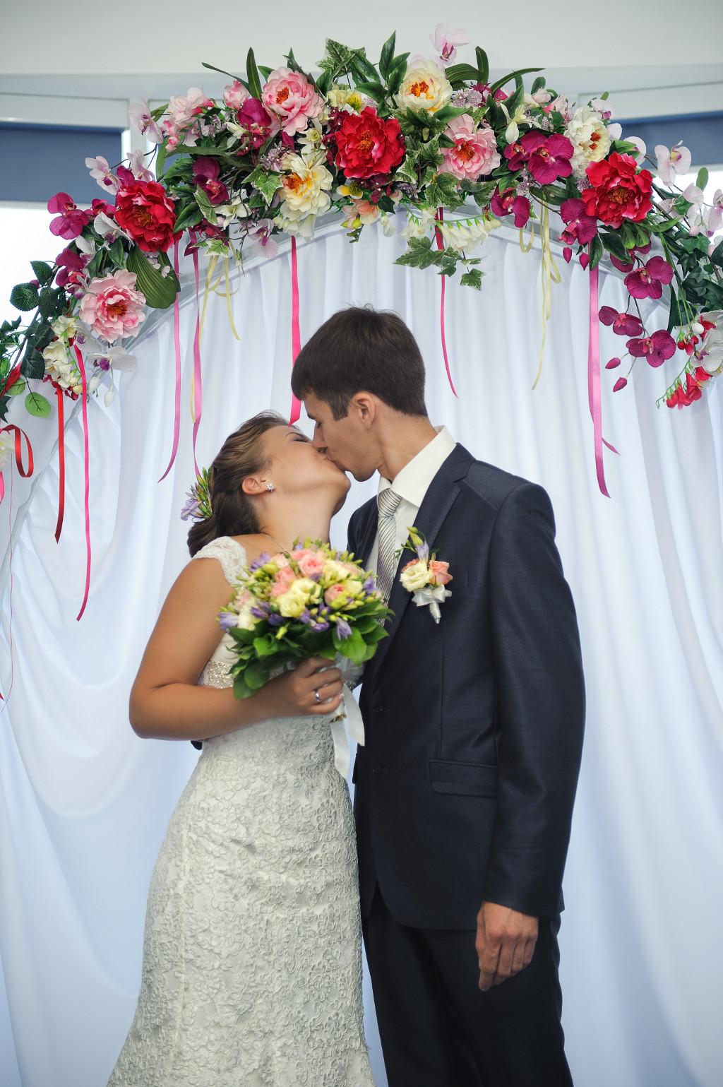 Регистрация брака не посещая загс