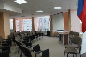 Фотография зала для конференций в Воронеже